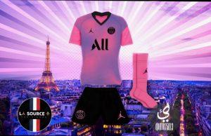 PSG 2021 quatrieme maillot fourth Paris possible