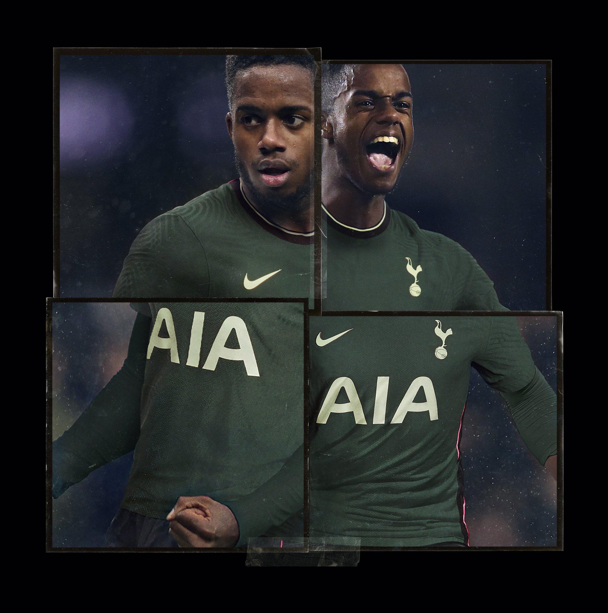 Tottenham 2020 2021 maillot exterieur football Nike