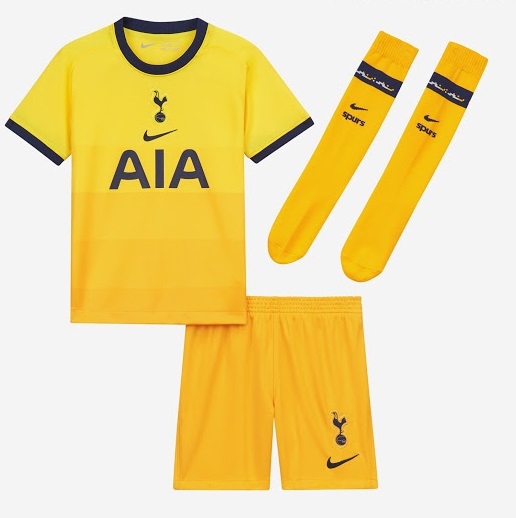 Tottenham 2021 3eme maillot third foot