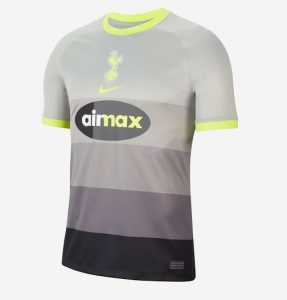 Tottenham 2021 4eme maillot fourth officiel Nike Airmax