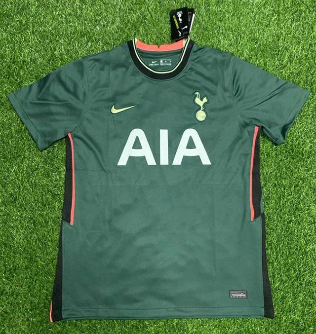 Tottenham 2021 maillot exterieur foot