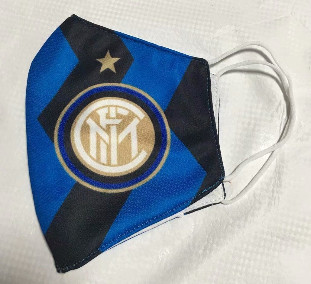 masque Coronavirus Inter Milan