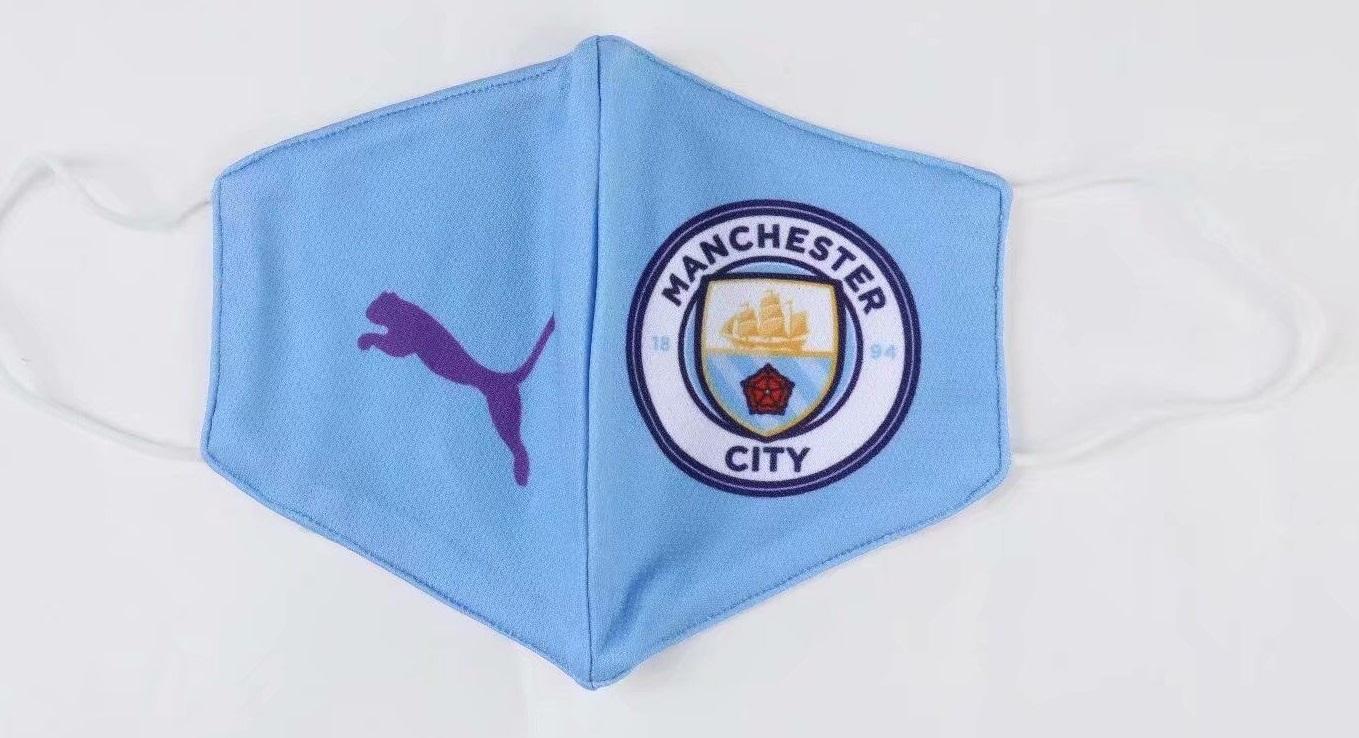 masque Coronavirus Manchester City