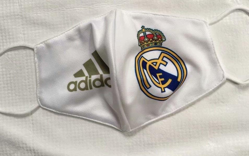masque Coronavirus Real Madrid