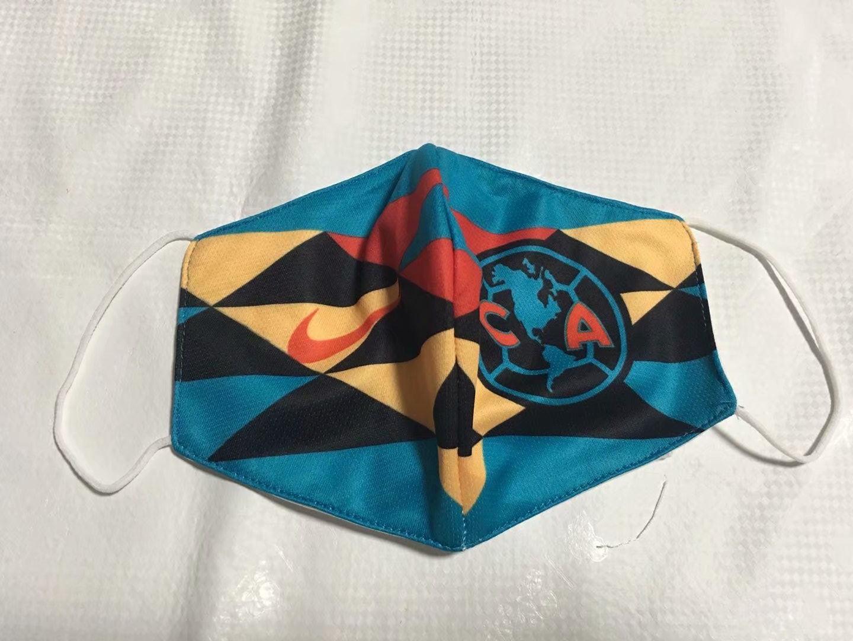 masque Coronavirus football Club America