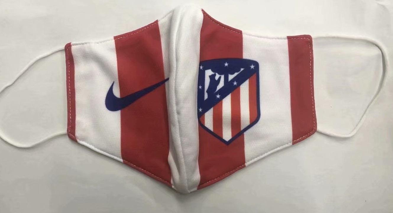 masque Covid19 Atletico Madrid