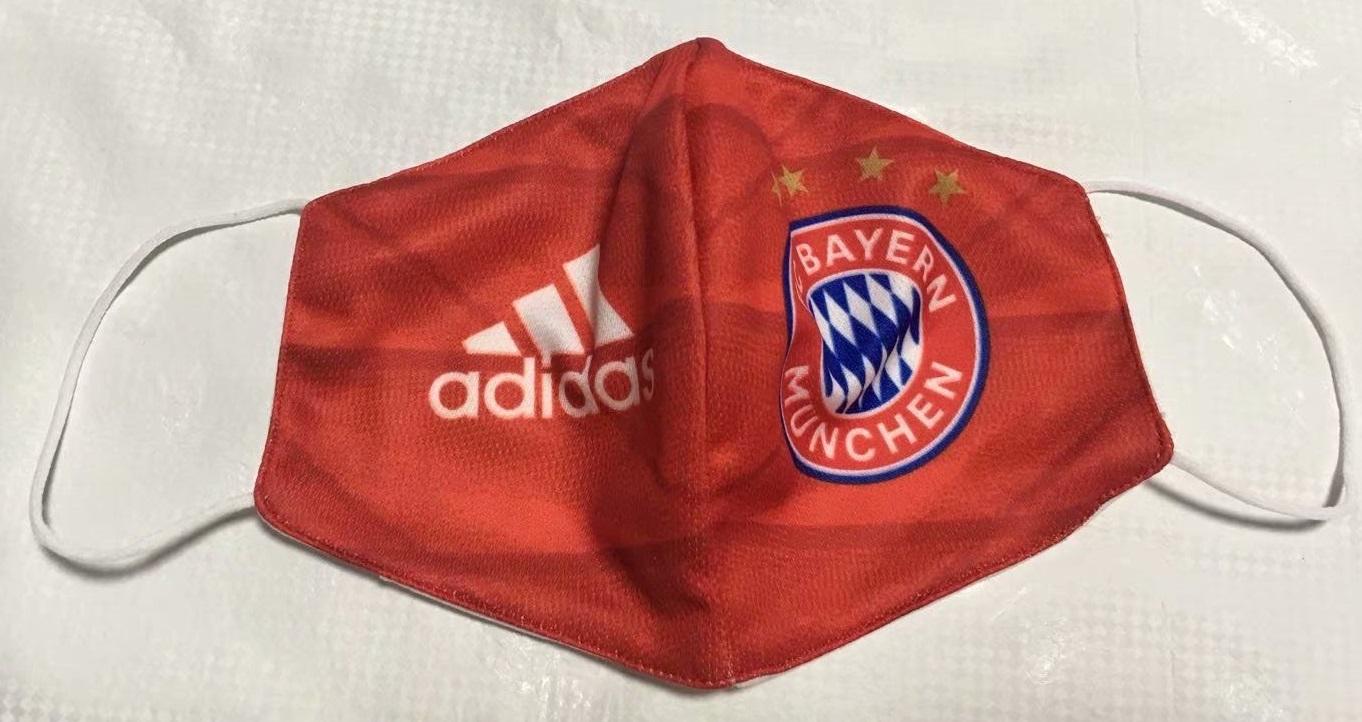 masque Covid19 Bayern Munich