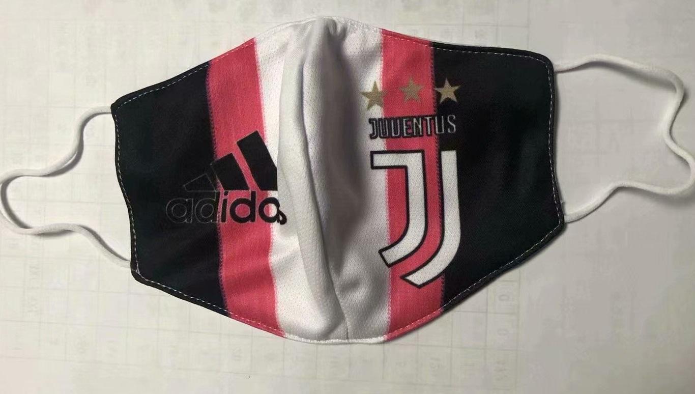 masque Covid19 foot Juventus