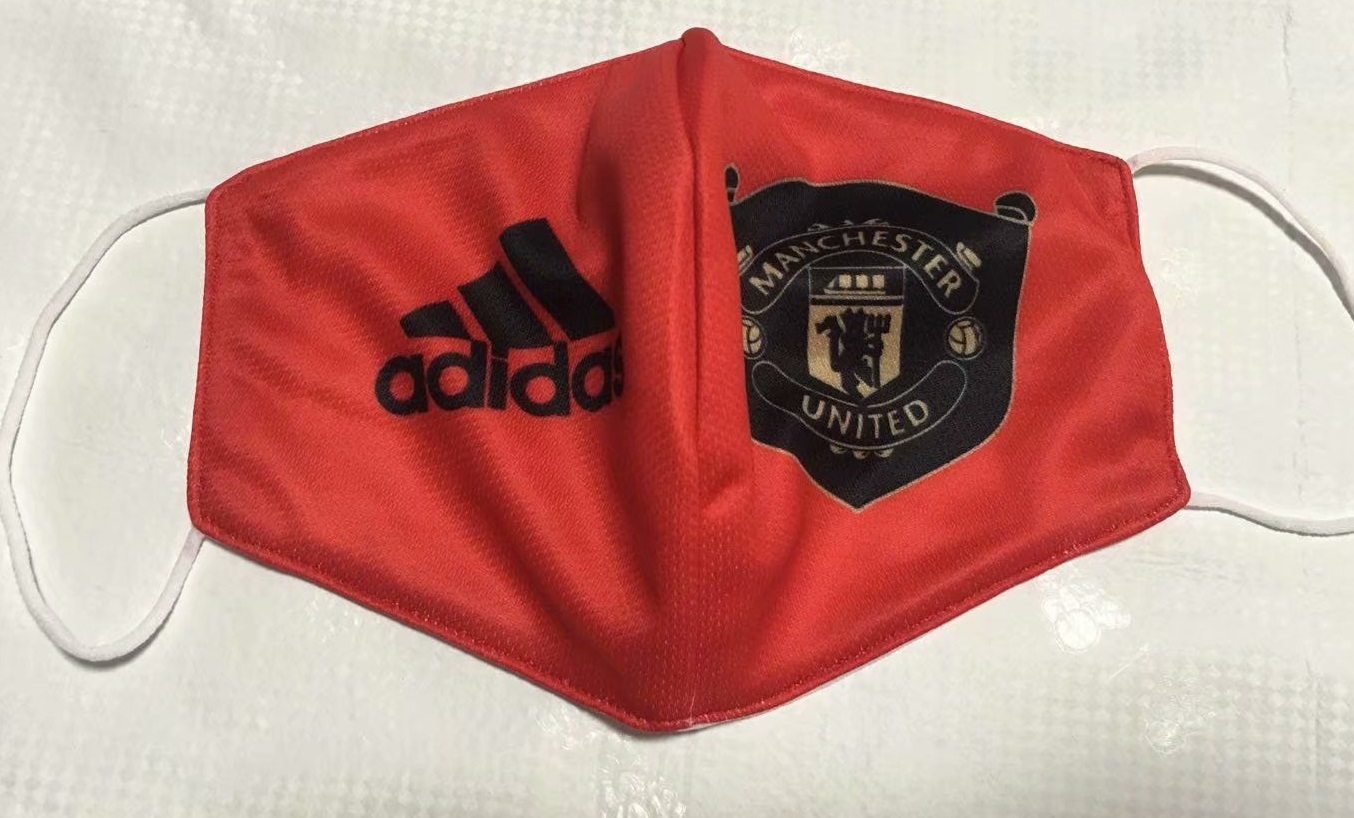 masque protection covid 19 Manchester United