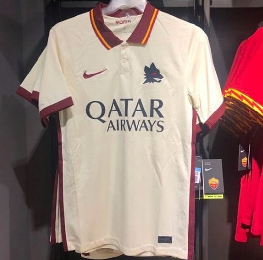 AS Roma 2021 maillot exterieur foot