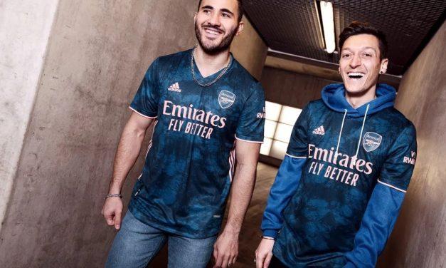 Arsenal 2021 infos sur les nouveaux maillots de foot des Gunners