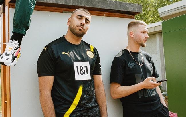 BVB Dortmund 2020 2021 maillot exterieur Puma