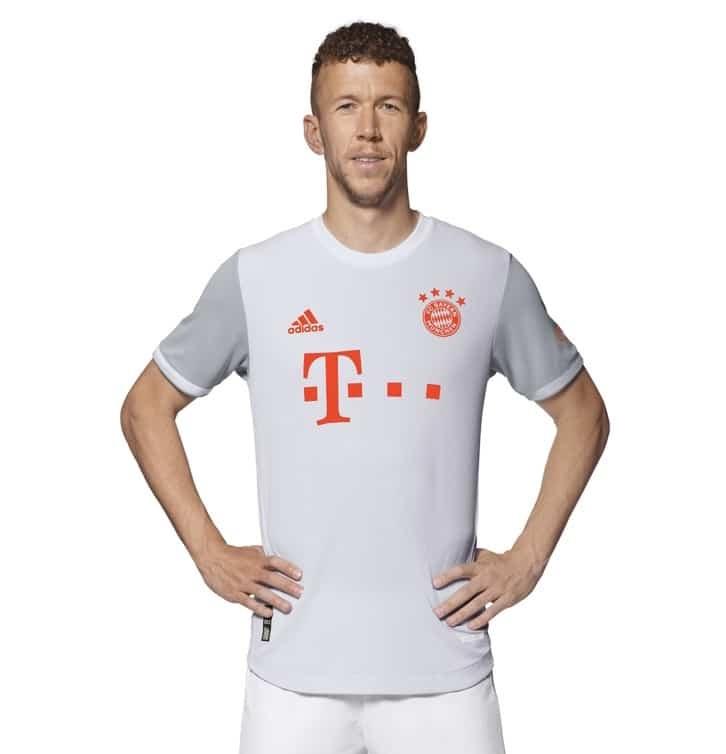 Bayern Munich 2021 maillot exterieur de football