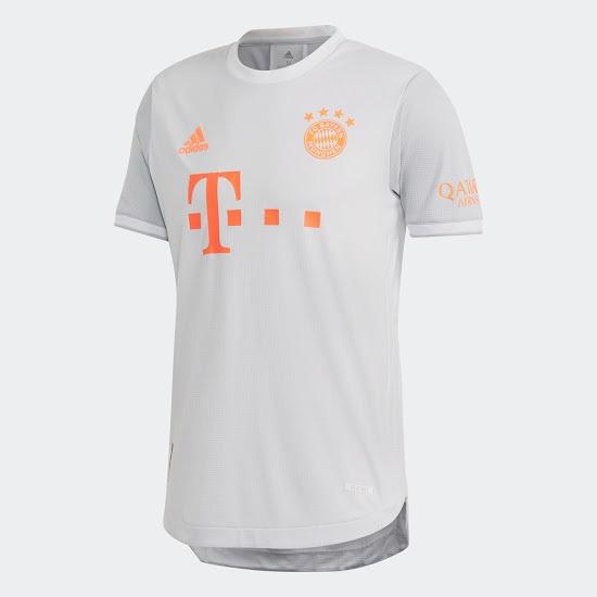Bayern Munich 2021 maillot exterieur officiel