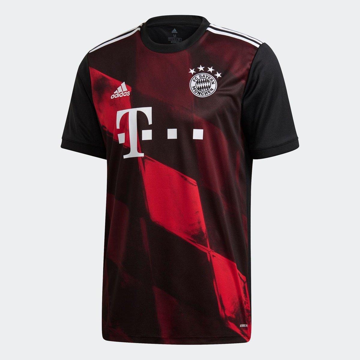 Bayern Munich 2021 maillot third foot