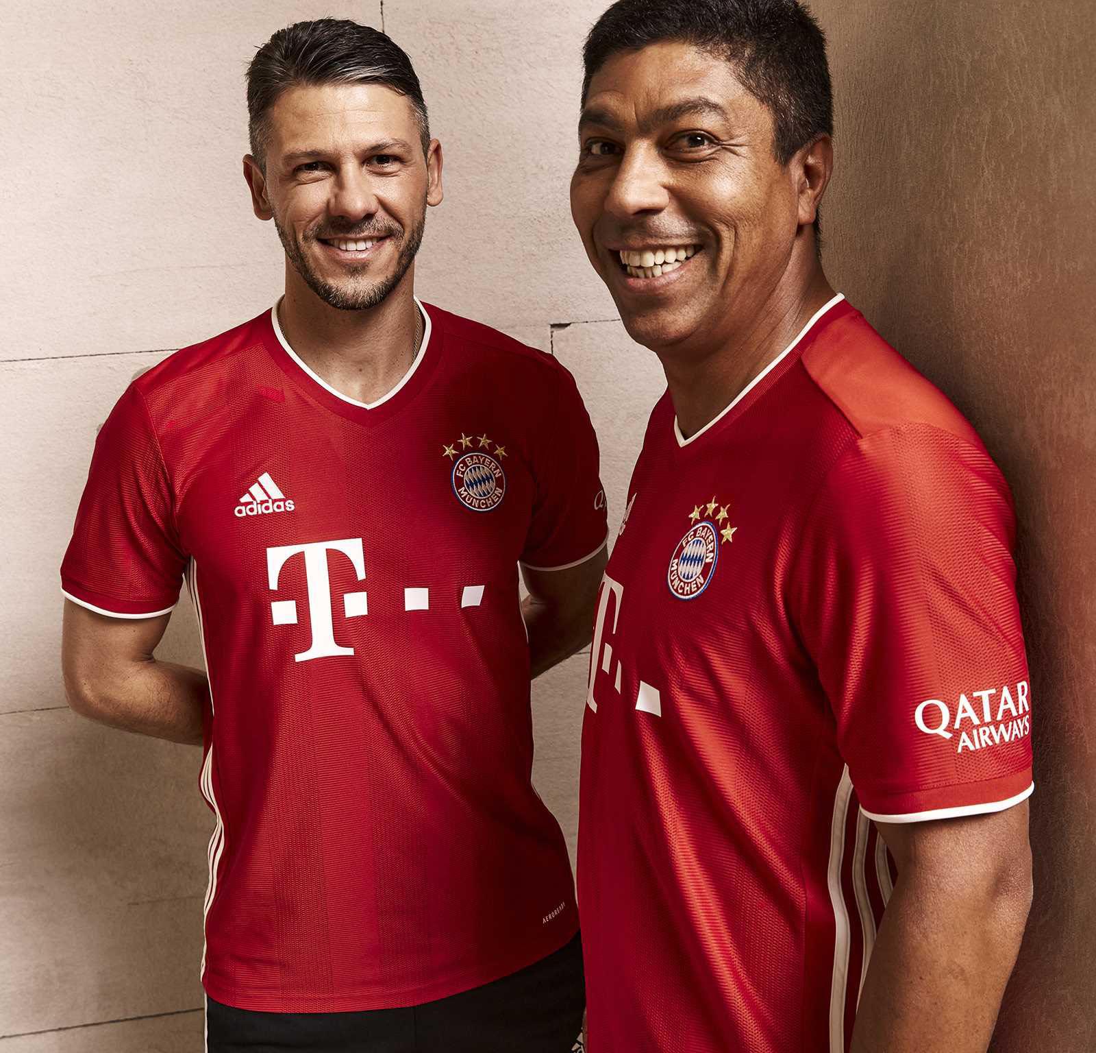 Bayern Munich 2021 nouveau maillot domicile