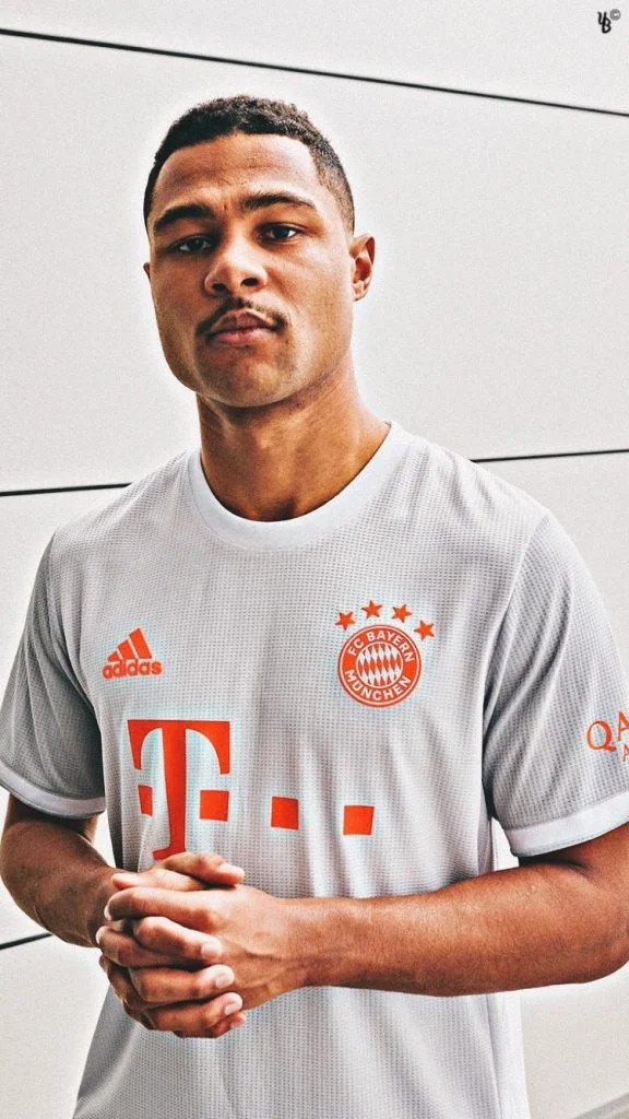 Bayern Munich 2021 nouveau maillot exterieur