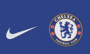 Chelsea 2021 couleur maillot domicile