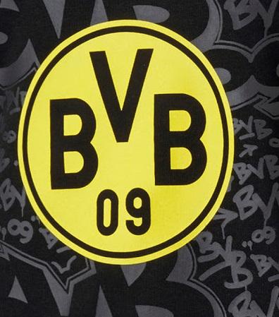 Dortmund 2020 design maillot exterieur foot