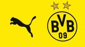 Dortmund 2020 maillot de coupe