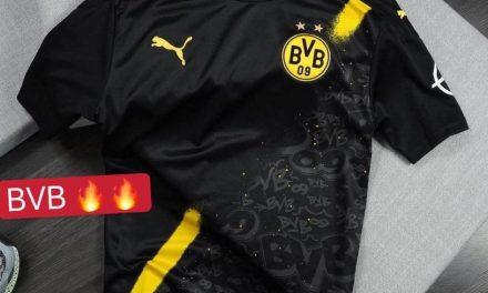 BVB Borussia Dortmund 2021 les nouveaux maillots de foot