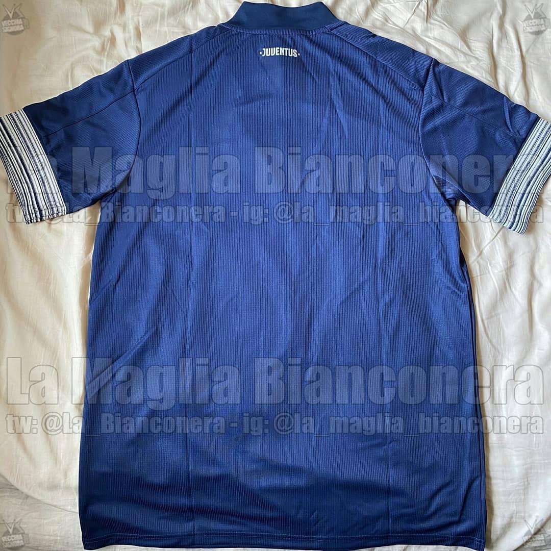 Juventus 2021 maillot de foot exterieur dos