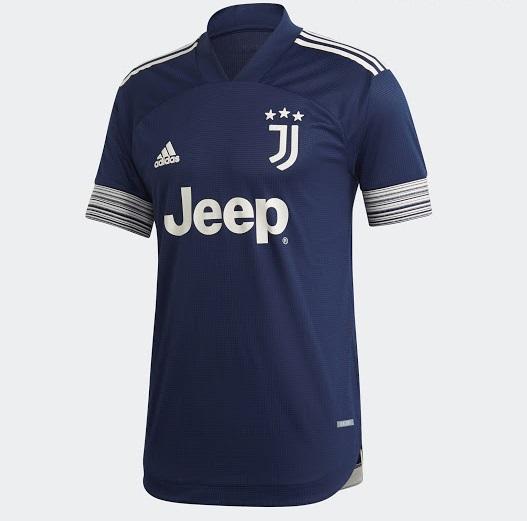Juventus 2021 maillot de foot exterieur