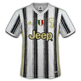 Juventus 2021 maillot domicile football