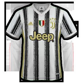 Juventus 2021 maillot domicile football