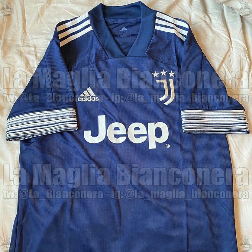 Juventus 2021 maillot exterieur fuite