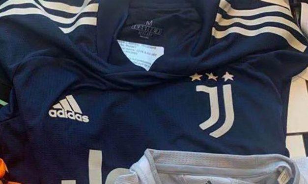 Les 3 nouveaux maillots de la Juventus 2021