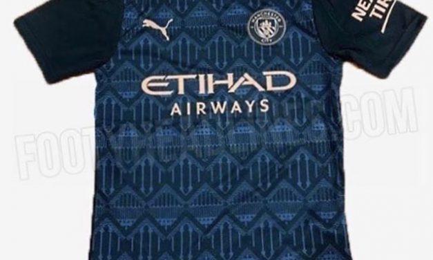 Infos sur les nouveaux maillots de foot Manchester City 2021