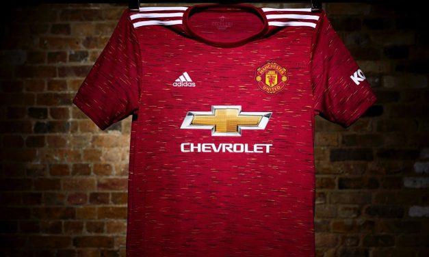 Présentation des maillots de football Manchester United 2021