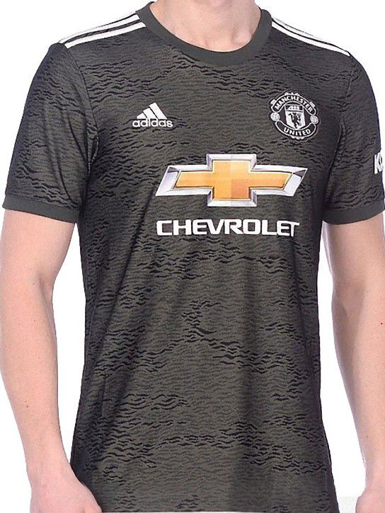 Manchester United 2021 maillot exterieur Adidas