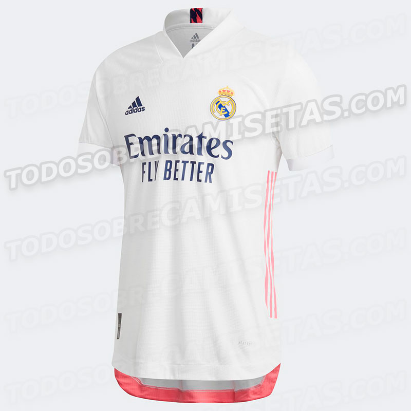 Real Madrid 2020 maillot domicile foot