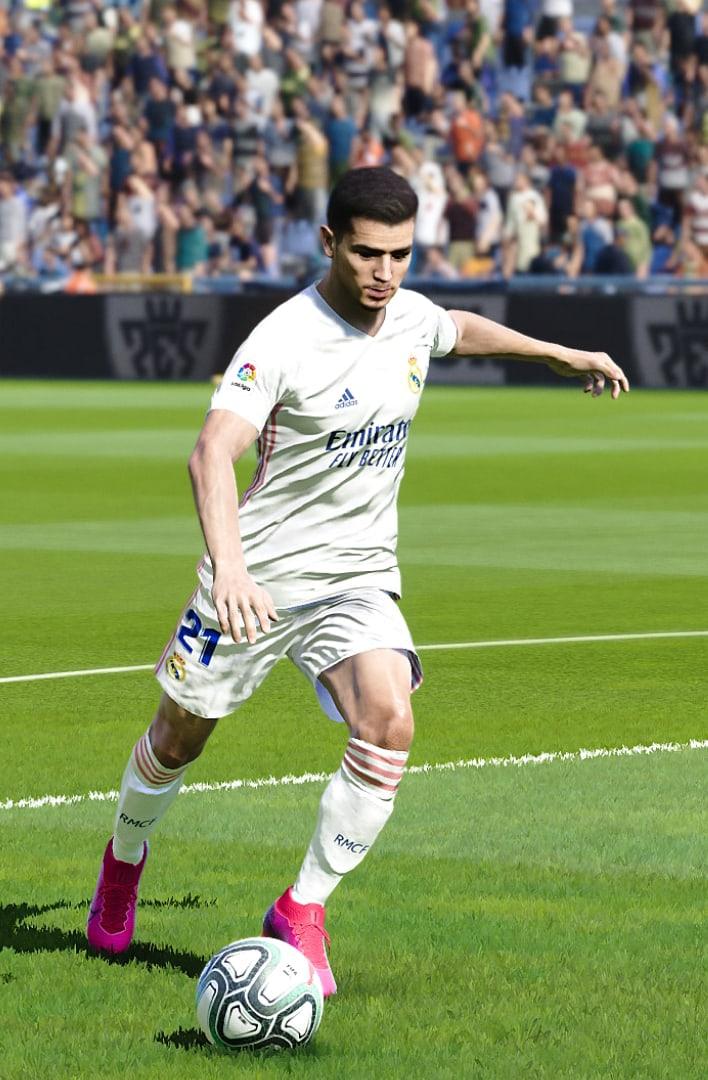 Real Madrid 2020 nouveau maillot domicile