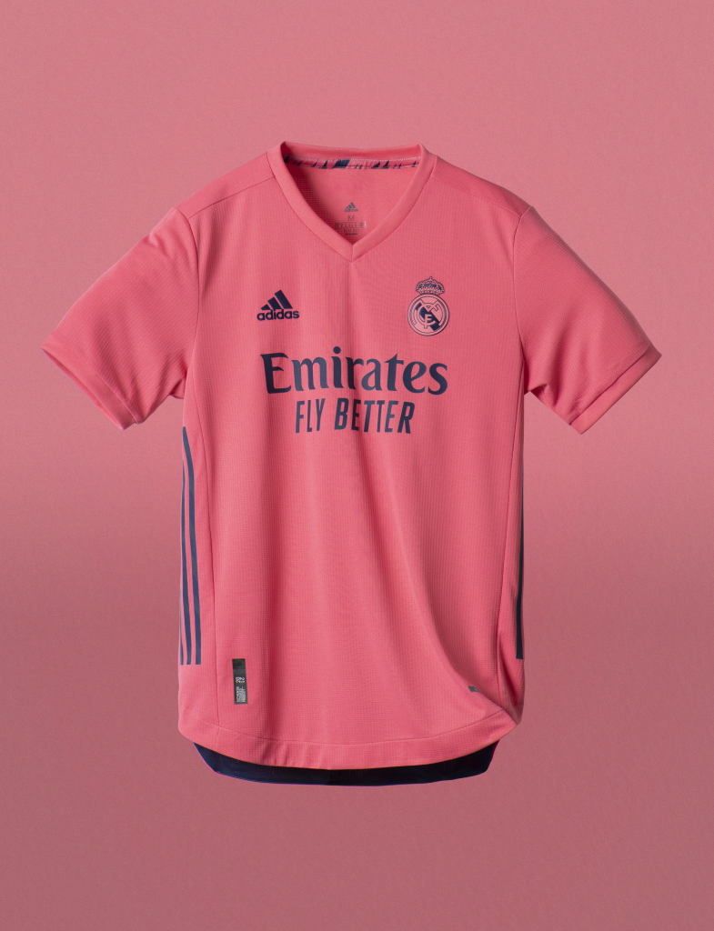 Real Madrid 2021 maillot exterieur foot