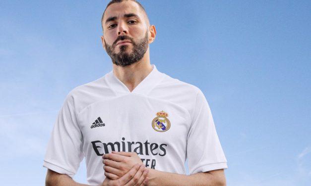 Infos sur les nouveaux de foot maillots Real Madrid 2021