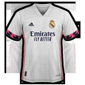 Real Madrid 2021 nouveau maillot domicile