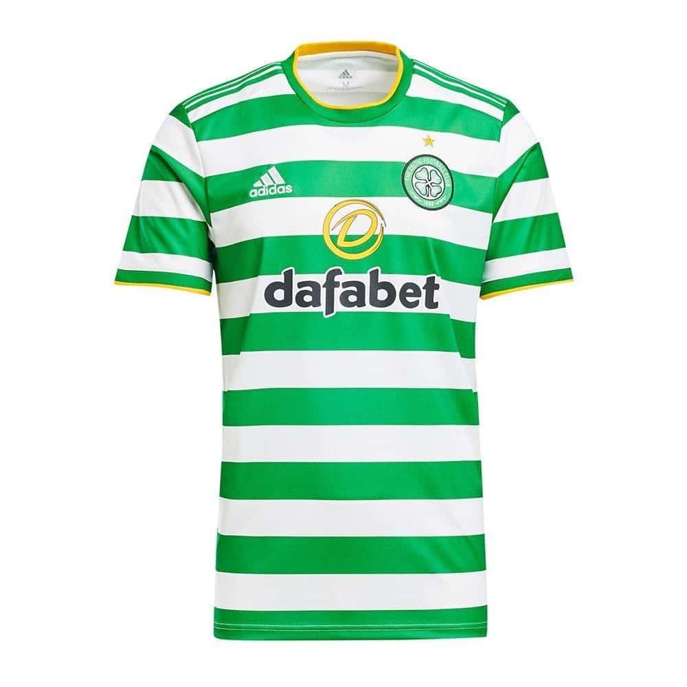 Celtic 2021 maillot de foot domicile officiel