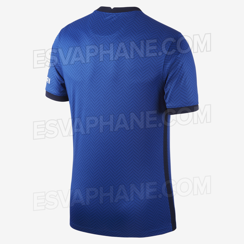 Chelsea 2021 dos du maillot domicile foot