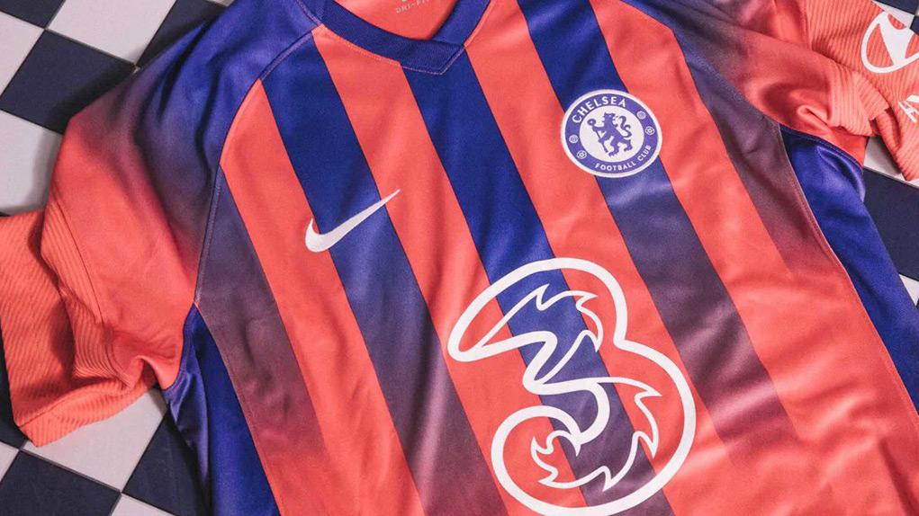 Chelsea 2021 nouveau troisieme maillot third Nike