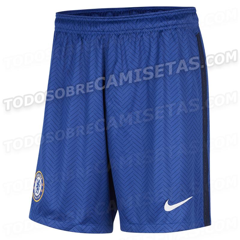 Chelsea 2021 short domicile foot