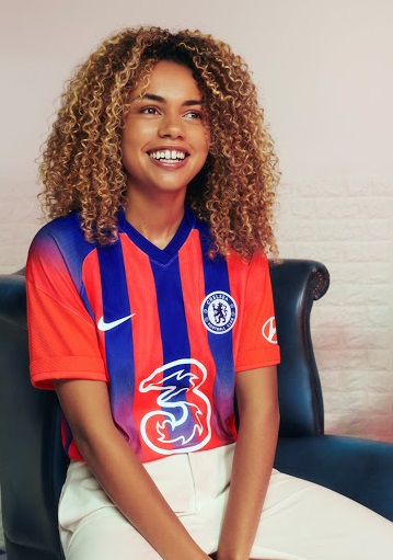 Chelsea 2021 troisieme maillot third