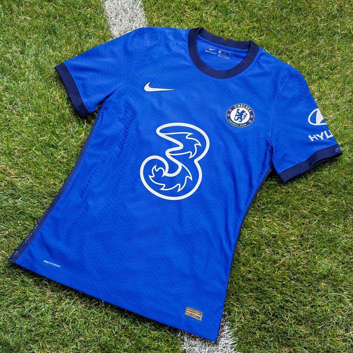 Chelsea FC 2021 maillot domicile Nike