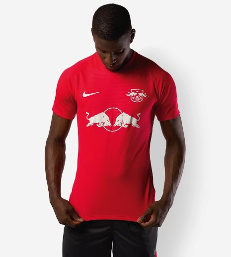 Leipzig 2020 2021 quatrieme maillot fourth Nike