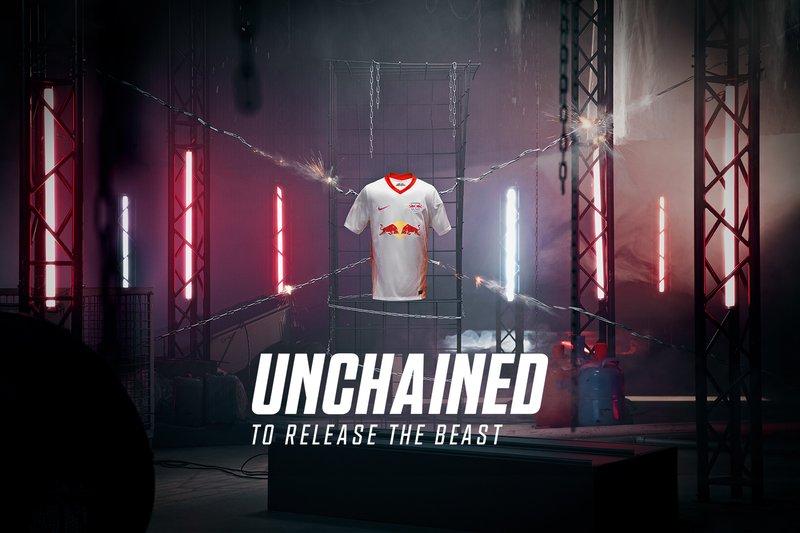 RB Leipzig 2020 2021 nouveau maillot domicile Nike