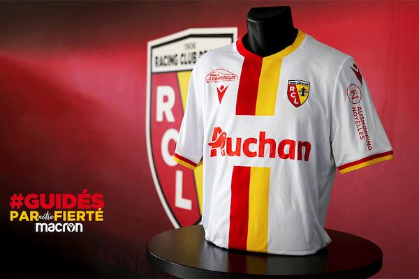 RC Lens 2021 maillot third