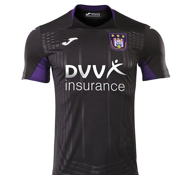 RSC Anderlecht 2020 2021 maillot third foot