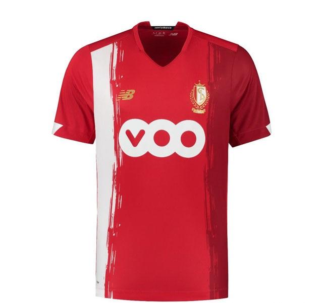 Standard Liege 2021 nouveau maillot de foot domicile